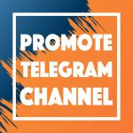 how to promote telegram channel