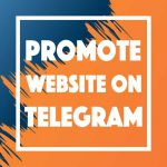 how to promote your website on telegram