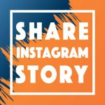 how to share instagram story