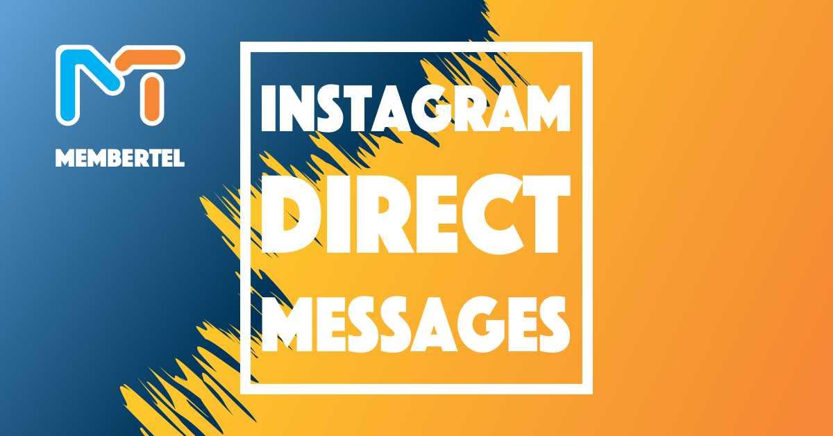 buy instagram direct messages