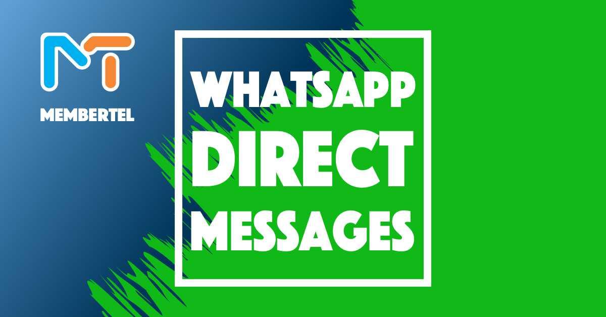 whatsapp mass messaging